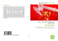 Bookcover of Drug Policy