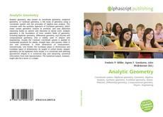 Analytic Geometry的封面