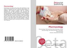 Portada del libro de Pharmacology