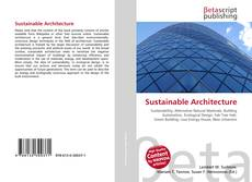 Buchcover von Sustainable Architecture