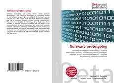 Bookcover of Software prototyping