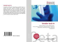 Vendor lock-in kitap kapağı