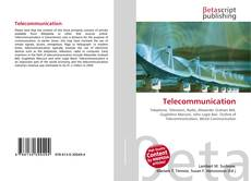 Bookcover of Telecommunication
