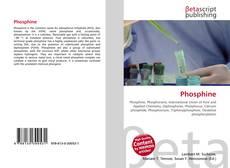 Capa do livro de Phosphine