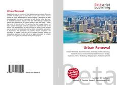Bookcover of Urban Renewal