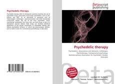 Couverture de Psychedelic therapy
