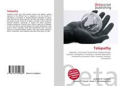 Borítókép a  Telepathy - hoz