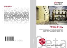 Bookcover of Urban Decay