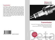 Borítókép a  Transmission - hoz