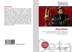 Capa do livro de Reputation