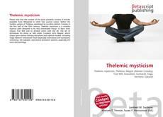 Buchcover von Thelemic mysticism