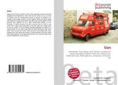 Bookcover of Van