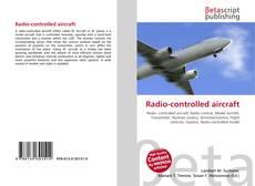 Couverture de Radio-controlled aircraft
