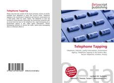 Bookcover of Telephone Tapping
