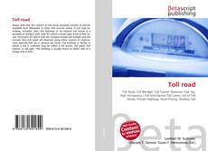 Bookcover of Toll road