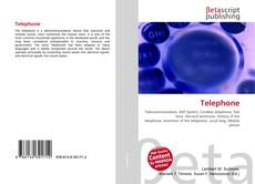 Bookcover of Telephone