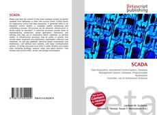 Bookcover of SCADA