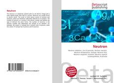 Bookcover of Neutron
