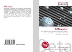 Copertina di QCD matter