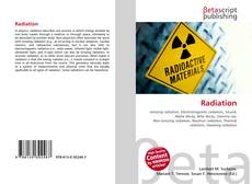 Bookcover of Radiation