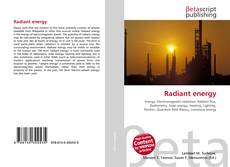 Bookcover of Radiant energy
