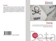 Bookcover of Toxicity