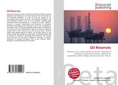 Copertina di Oil Reserves