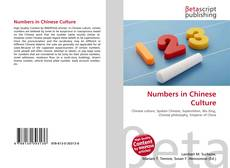 Numbers in Chinese Culture kitap kapağı