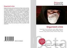 Bookcover of Organized crime
