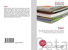 Buchcover von Paper