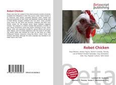 Robot Chicken kitap kapağı