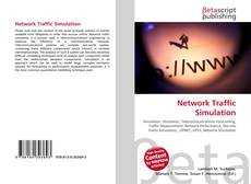 Portada del libro de Network Traffic Simulation