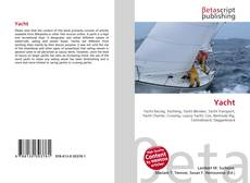 Bookcover of Yacht