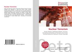 Bookcover of Nuclear Terrorism