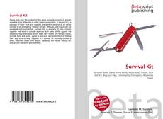 Bookcover of Survival Kit
