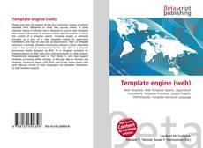Capa do livro de Template engine (web)
