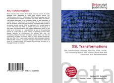 Bookcover of XSL Transformations