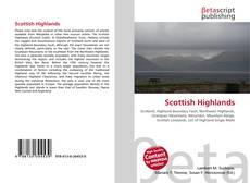 Capa do livro de Scottish Highlands