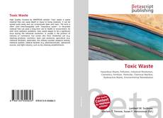 Bookcover of Toxic Waste