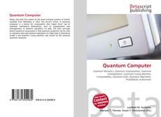 Quantum Computer kitap kapağı
