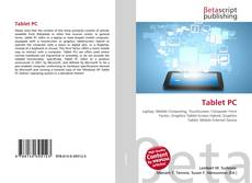 Capa do livro de Tablet PC