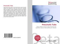 Bookcover of Pneumatic Tube