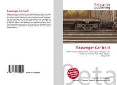 Copertina di Passenger Car (rail)