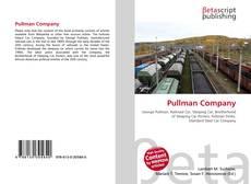 Bookcover of Pullman Company
