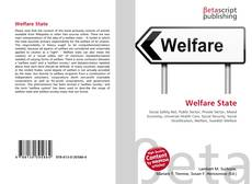 Bookcover of Welfare State