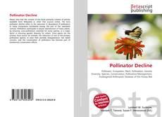 Buchcover von Pollinator Decline