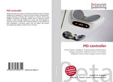 Bookcover of PID controller