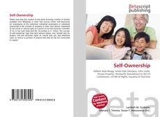 Bookcover of Self-Ownership