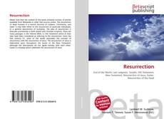 Bookcover of Resurrection