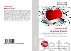 Bookcover of Universe of Kingdom Hearts